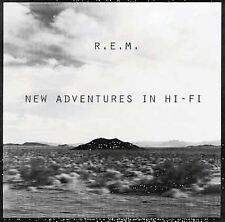 R.E.M. - NEW ADVENTURES IN HI-FI [LIMITED] NEW CD