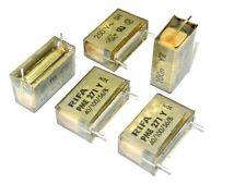 100nF 250V~ Y2 RIFA Capacitors PME271Y RM=25mm [QTY=5 PCS]