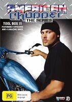 American Chopper : The Series - Tool Box 11 (DVD, 2008, 3-Disc Set) - Region 4