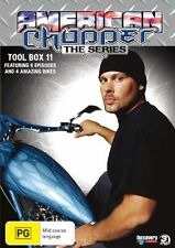 American Chopper : The Series - Tool Box 11 (DVD, 2008, 3-Disc Set) - Region 4