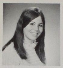 RUBY WAX 1969 Senior Yearbook EVANSTON TOWNSHIP HIGH SCHOOL Evanston Illinois