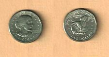 MONETA SUSAN B ANTHONY 1979 LIBERTY - ONE DOLLAR - U.S.A.-  CONS. BB+    N.49