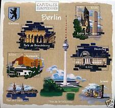 BLOC FEUILLET N° 88 NEUF XX  FRAICHEUR POSTALE - BERLIN CAPITALE EUROPEENNE
