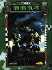 Warhammer 40K SPACE ORKS CODEX © 1999