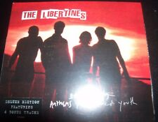 THE LIBERTINES Anthems For Doomed Youth (Deluxe Edition) Bonus Tracks CD – New