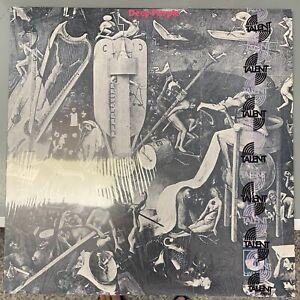 DEEP PURPLE - LP ITALIA 1975 - DEEP PURPLE - LABEL: HARVEST 3C 054-90505 - MINT