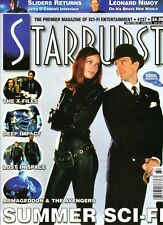 WoW! Starburst #237 The X-Files! Lost In Space! Armageddon! The Avengers! Nimoy!