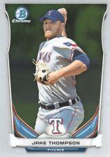 2014 Bowman Chrome Draft Top Prospects #CTP-66 Jake Thompson Texas Rangers