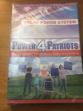 Power 4 Patriots: Solar Power System (DVD) Guide To Energy Independence...129