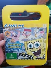 Spongebob squarepants - Lights Camera Pants! -  PC GAME - FREE POST