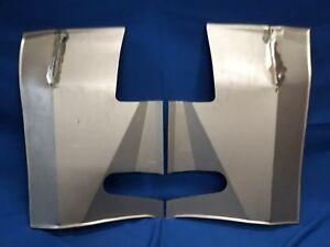 Frontbleche / Verkleidung für Simson DUO, DDR, IFA ohne Löcher