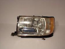 2002 2003 INFINITI QX4 HID XENON DRIVER SIDE LEFT HEADLIGHT LAMP ASSEMBLY #7664