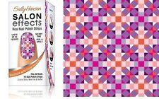 Sally Hansen Salon Effects Real Nail Polish Strips -510 Mod about You- NIB