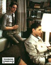 Photo de presse cinéma trahisons conjugales réalisé par David Hugh Jones 1983