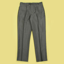 Men's One Button Trousers Regular Suits & Tailoring