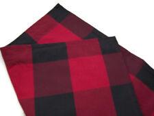 "Pottery Barn Buffalo Check Plaid Square Sofa Toss Pillow Cover 24"" New"