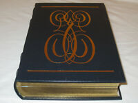 Easton Press IN THE DAYS OF MCKINLEY Leech 1986 LEATHER Library Presidents FINE!