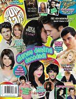 Pop Star Magazine Robert Pattinson Kristen Stewart Miley Cyrus Jonas Brothers