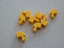 Lego 6091 # 8x Bogenstein 1x2x1 gelb 10182 6746