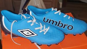 Umbro WOS Club 3.0 Soccer Cleats Women's Size 9.5 Blue