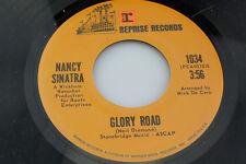 Nancy Sinatra: Glory Road / Anybody Goin' to San Antone  [Unplayed Copy]