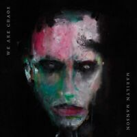 Marilyn Manson - WE ARE CHAOS [CD] Sent Sameday*