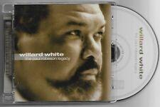 WILLARD WHITE The Paul Robeson Legacy Hybrid Super Audio SACD Album 2004 LINN