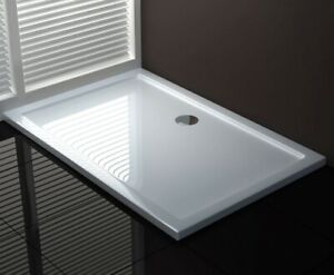 Piatto doccia rettangolare o quadrato ABS slim 70-80-90-100-120-140-160