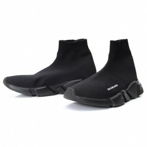 BALENCIAGA  SPEED TRAINER Socks Sneakers Size About US 10(K-77585)