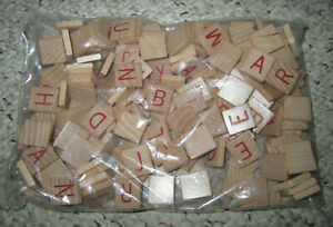 Vintage 1975 Scrabble Scoring Anagrams New Unopened Bag of Replacement Tiles!