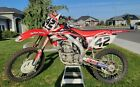 Picture Of A 2005 Honda CRF450R