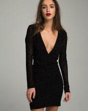 fa0db96ab0 Vestidos de mujer negros de encaje