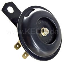 Yamaha  Horn  6V  100db  Black (d=70mm)  QZ41549
