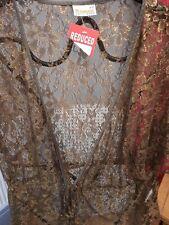 Beautiful Roman Lacey Light Jacket Shrug Size 20