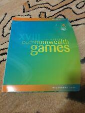 2006 Melbourne Commonwealth Games Stamp Album - complete