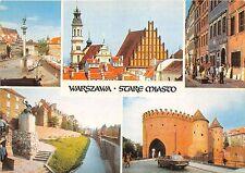B45655 Warszawa Rynek Nowego Miasta     poland
