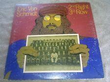 Eric Von Schmidt 2nd Right 3rd Row LP Poppy 1972 With Insert Turtle Beach Believ