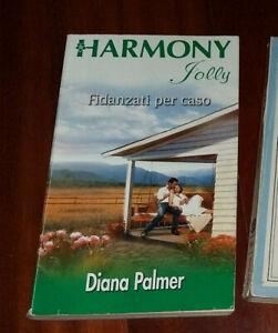 Diana Palmer FIDANZATI PER CASO - Harmony Jolly