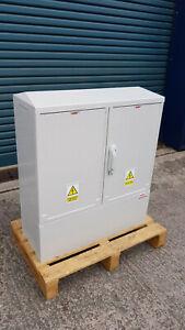 GRP Electric Enclosure, Kiosk, Cabinet, Meter Box, Housing W800 x H910 x D320 mm