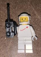 Lego Astronaut. White. Vintage.