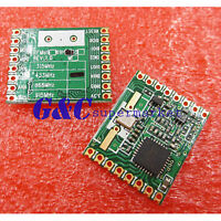 RFM69HW 433Mhz +RFM12B HopeRF Wireless Transceiver (RFM69HW-433S2)for Remote/HM