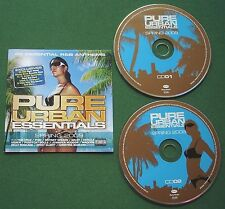 Pure Urban Essentials Spring 2009 Flo Rida Coolio Christina Aguilera + 2 x CD