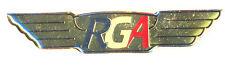 RegionAir Defunct Singapore Airlines Wings Badge