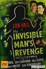 The Invisible Man's Revenge (Blu-ray, 2018)