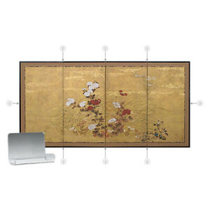 Japanese Screen Byobu Hanging Kit (4-Panel) - Quality Tested for over 30 Years