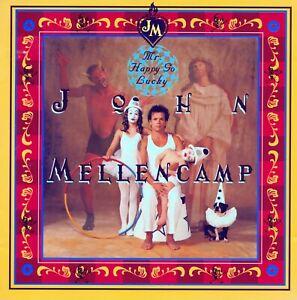 John Mellencamp - Mr Happy Go Lucky     *** LIKE NEW CD ***