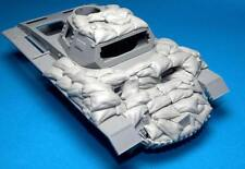 """RE35-284 """"Heavy"""" sand armor for Pz.III (North Africa), PANZERART, SCALE 1/35"""