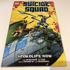 Suicide Squad Volume 5 Apokolips Now John Ostrander TP Trade Paperback #31-39