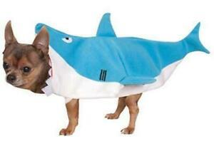 Rubies Great White Shark Funny Pet costume  Dogs baby shark Halloween Costume