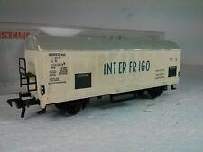 FLEISCHMANN 5321 VAGONE MERCI INTERFRIGO FS  H0